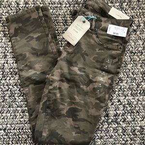 Maurices Camo Jeans